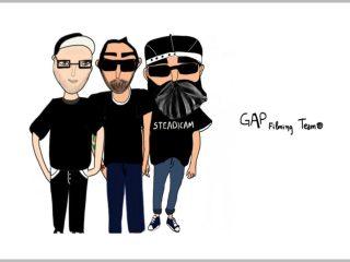 GAP Filming Team